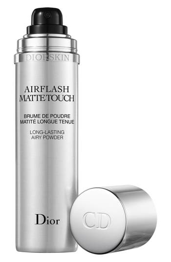 Main Image - Dior 'Airflash - Matte Touch' Long-Lasting Airy Powder Finishing Spray