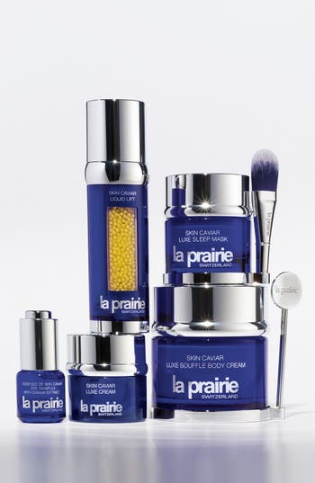 Alternate Image 6  - La Prairie 'Skin Caviar' Luxe Soufflé Body Cream