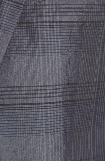 Alternate Image 3  - HUGO 'Adris' Extra Trim Fit Plaid Sportcoat