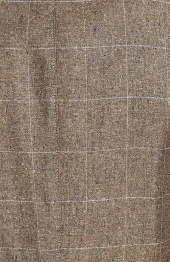 Alternate Image 3  - Kroon 'Fray' Regular Fit Silk & Linen Blazer