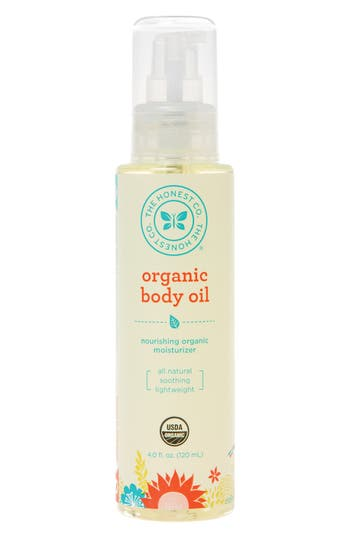 Alternate Image 1 Selected - The Honest Company Organic Body Oil