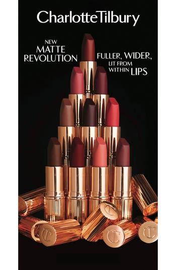 Alternate Image 4  - Charlotte Tilbury Matte Revolution Luminous Modern-Matte Lipstick
