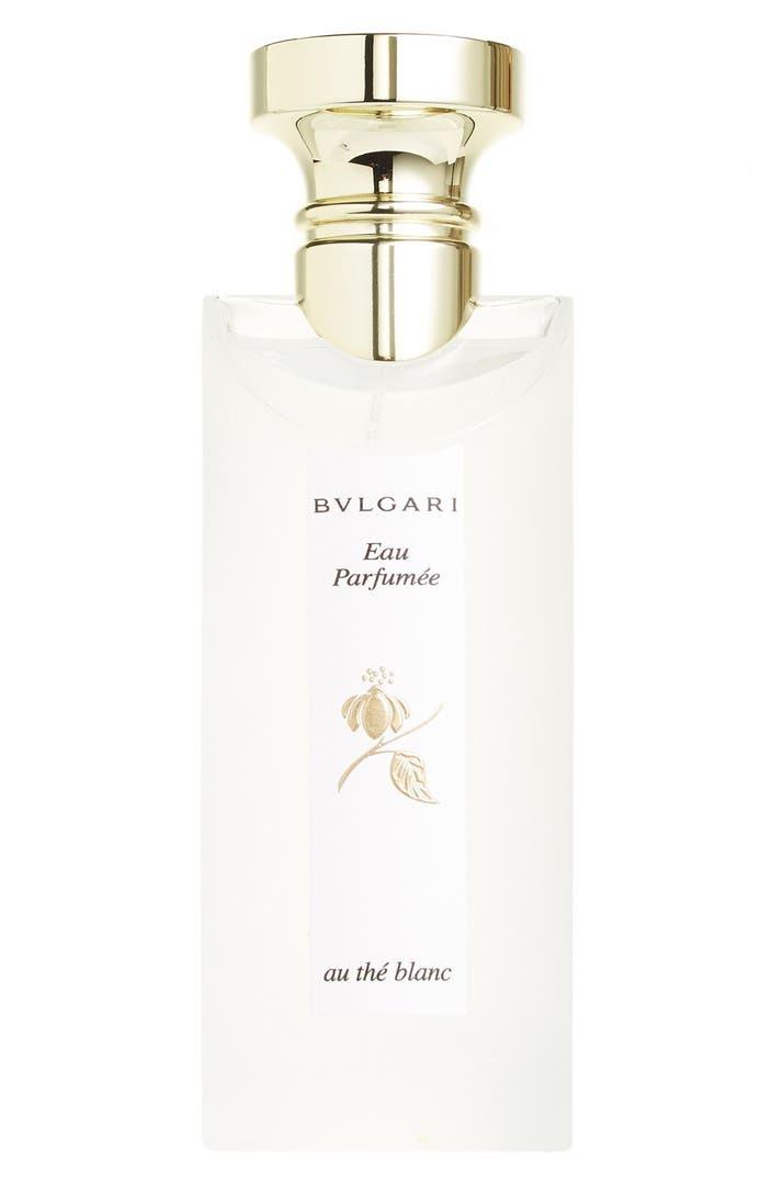 bvlgari 39 eau parfum e au th blanc 39 eau de cologne spray. Black Bedroom Furniture Sets. Home Design Ideas