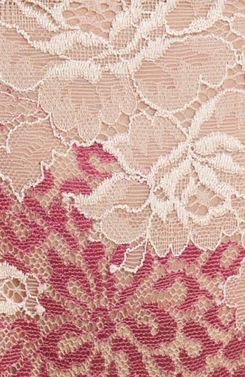 Alternate Image 4  - Hanky Panky 'Luscious Rose' Lace Thong