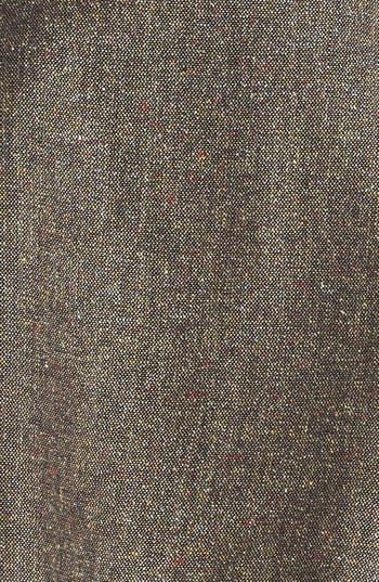 Alternate Image 3  - Hinge® Metallic Tweed Skater Skirt