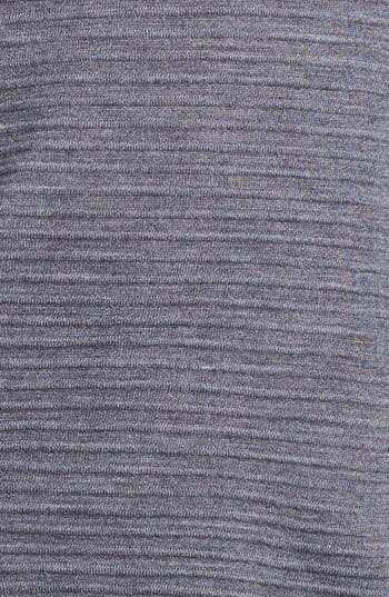 Alternate Image 3  - BOSS HUGO BOSS Textured Short Sleeve Top