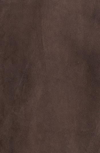Alternate Image 3  - MICHAEL Michael Kors Drape Front Suede Jacket