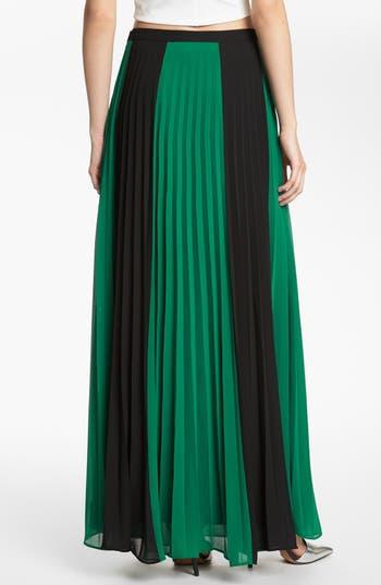 Alternate Image 2  - Like Mynded 'Grace' Maxi Skirt
