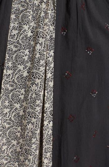Alternate Image 3  - Free People 'Heirloom' Embroidered Peasant Skirt