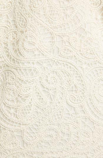Alternate Image 3  - Topshop 'Elfin' Lace Sheath Dress