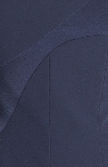 Alternate Image 3  - David Meister One Shoulder Gown