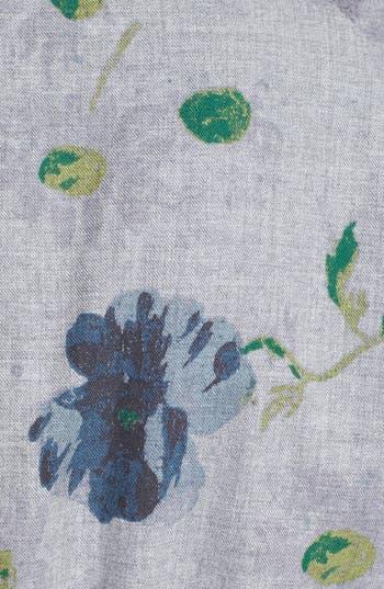Alternate Image 4  - Elizabeth and James 'Bourne' Floral Print Flannel Jacket