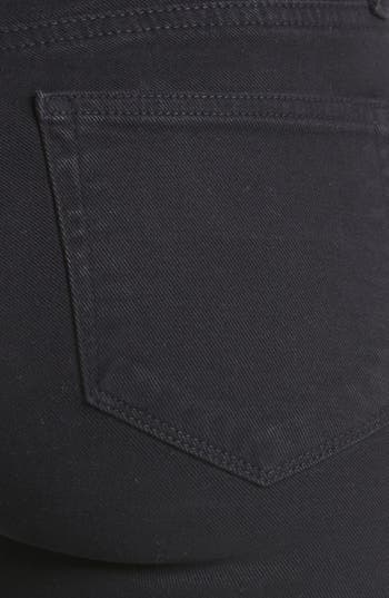 Alternate Image 3  - Paige Denim 'Verdugo' Embroidered Ultra Skinny Jeans (Caliente Embroidery)