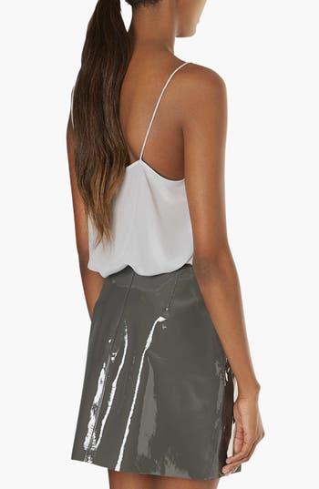 Alternate Image 2  - Topshop Boutique Silk Camisole