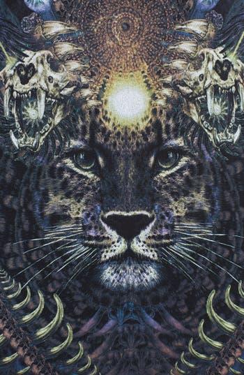 Alternate Image 4  - The Kooples Neon Tiger Print Tee