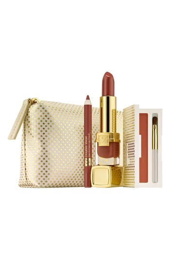 Main Image - Estée Lauder 'Lush Lips - Barely Nude' Set (Limited Edition)