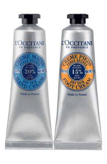 Alternate Image 1 Selected - L'Occitane 'Shea Travel Treats' Duo (Limited Edition) ($24 Value)