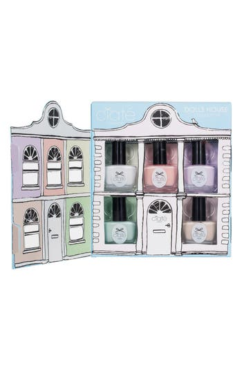 Main Image - Ciaté 'Doll House' Mini Paint Pot Set (Limited Edition)