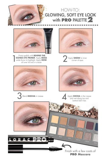 Alternate Image 2  - LORAC 'PRO' Palette 2 ($111 Value)
