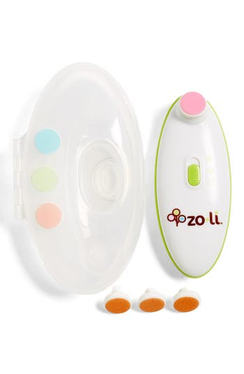 Alternate Image 2  - ZoLi 'BUZZ B.™' Nail Trimmer, Replacement Pads & Storage Case