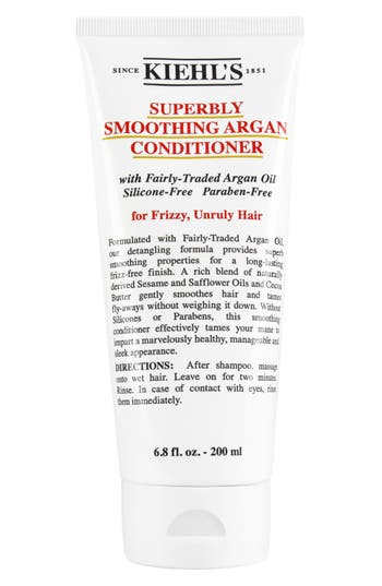 Alternate Image 2  - Kiehl's Since 1851 'Superbly Smoothing' Argan Conditioner