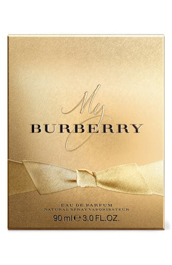 Alternate Image 2  - Burberry 'My Burberry Gold Magic' Eau de Parfum (Limited Edition)