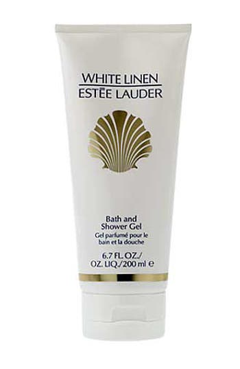 Main Image - Estée Lauder 'White Linen' Bath and Shower Gel