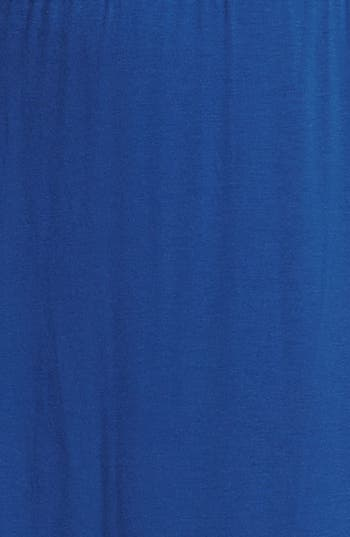 Alternate Image 3  - DKNYC Drape Back Mixed Media Dress