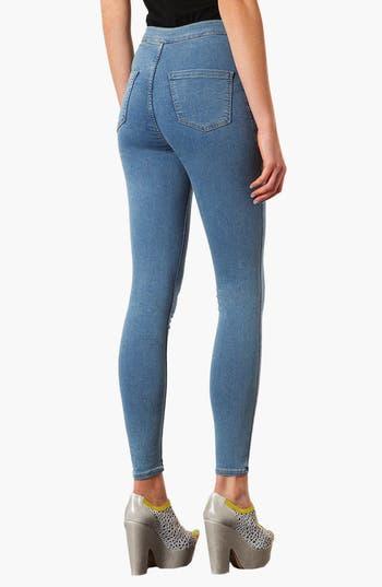 Alternate Image 2  - Topshop Moto 'Joni' High Rise Skinny Jeans
