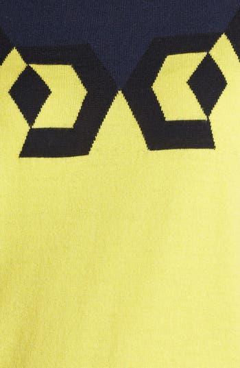 Alternate Image 3  - Diane von Furstenberg 'Floe' Boatneck Sweater