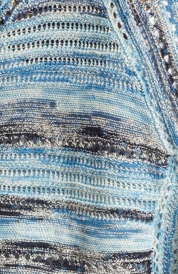 Alternate Image 3  - Nic + Zoe 'Blues' Textured Cardigan (Petite)