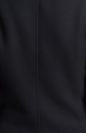 Alternate Image 3  - Rebecca Taylor Twill & Leather Moto Jacket