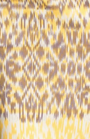 Alternate Image 3  - Adrianna Papell Ikat Print Sheath Dress