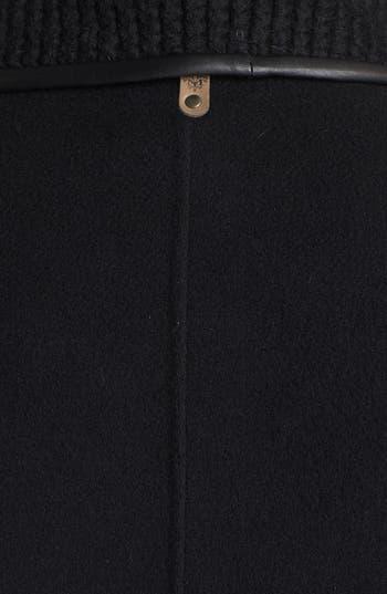Alternate Image 3  - Mackage 'Cornelia' Leather Sleeve Coat