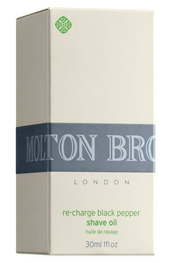Alternate Image 2  - MOLTON BROWN London 'Re-Charge Black Pepper' Shave Oil