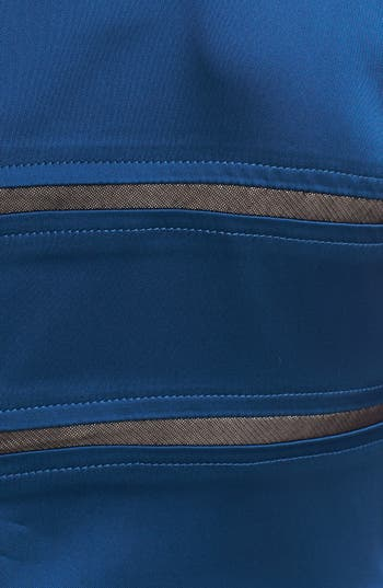 Alternate Image 3  - Ivy & Blu Banded Satin Sheath Dress