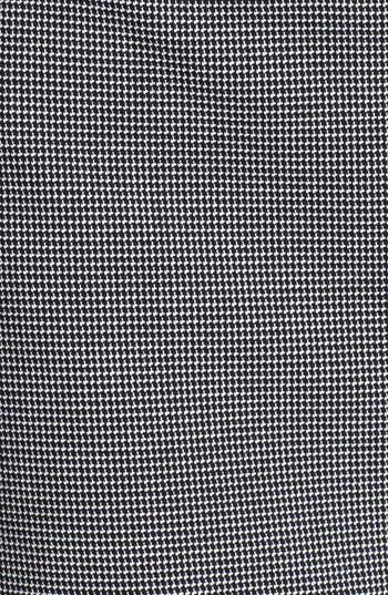 Alternate Image 3  - Halogen® 'Power Grid' Zip Front A-Line Skirt