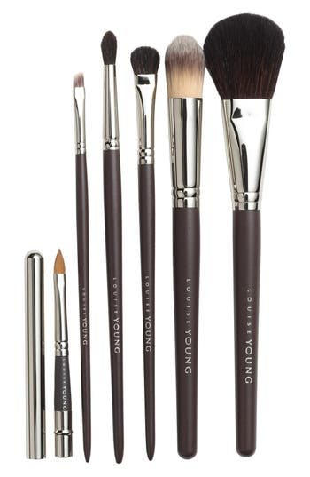 Alternate Image 2  - Louise Young Cosmetics 'Luxe' Brush Set (Nordstrom Exclusive)