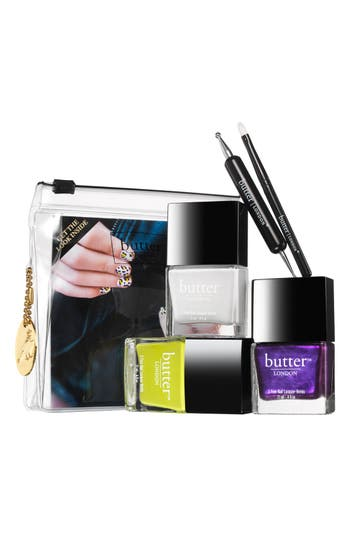Alternate Image 4  - butter LONDON 'Animal Instinct' Nail Lacquer Set (Limited Edition)