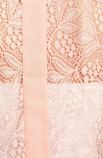 Alternate Image 3  - Elodie Crochet Tank (Juniors)