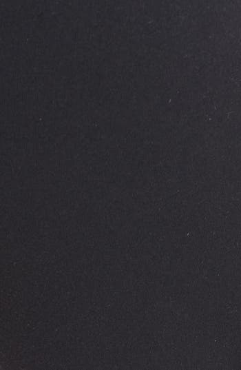 Alternate Image 3  - Lily White Biker Shorts (Juniors) (Online Only)