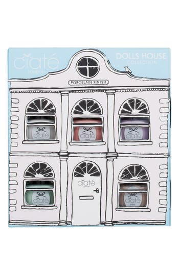 Alternate Image 2  - Ciaté 'Doll House' Mini Paint Pot Set (Limited Edition)