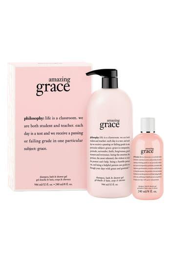 Alternate Image 2  - philosophy 'amazing grace' shampoo, shower gel & bubble bath ($65 Value)