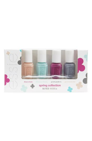 Alternate Image 2  - essie® 'Spring 2015' Mini Four-Pack