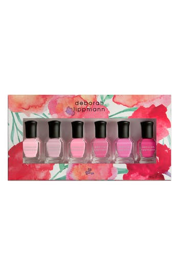 Alternate Image 2  - Deborah Lippmann 'Pretty in Pink' Nail Color Set (Limited Edition) ($72 Value)