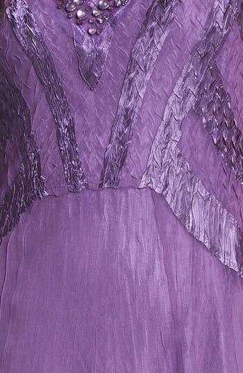 Alternate Image 3  - Komarov Embellished Chiffon Dress