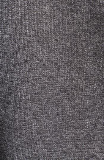 Alternate Image 3  - Chloe K Beaded Shoulder Sweatshirt (Juniors)