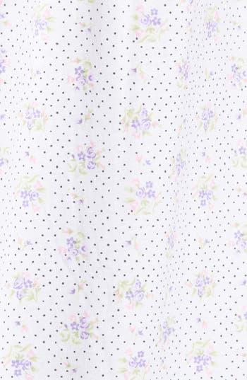 Alternate Image 3  - Eileen West 'Flower Box' Nightgown