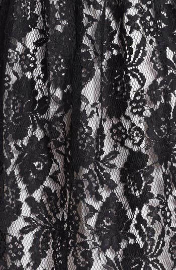 Alternate Image 3  - Ivy & Blu Lace Fit & Flare Dress