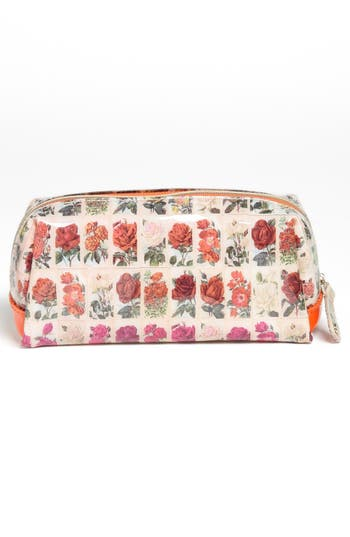 Alternate Image 4  - Ted Baker London 'Roses in a Row - Small' Cosmetics Case